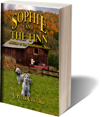 Sophie and The Finn by J. Peter Clifford